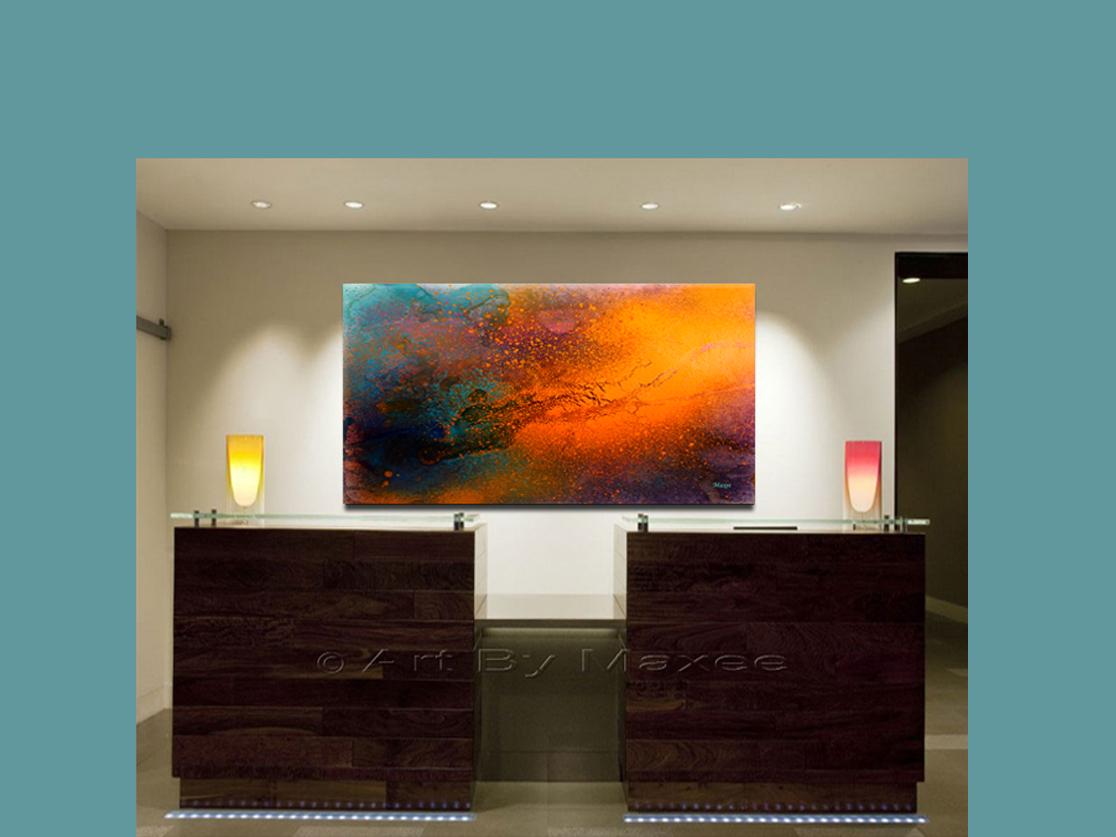 Genesis-on-wall-in-hotel-Lobby-framed-#3