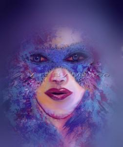 Masked-Girl